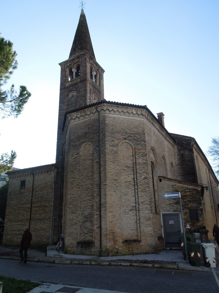 Chiesa di Sant'Agnese e Santa Lucia extra muros
