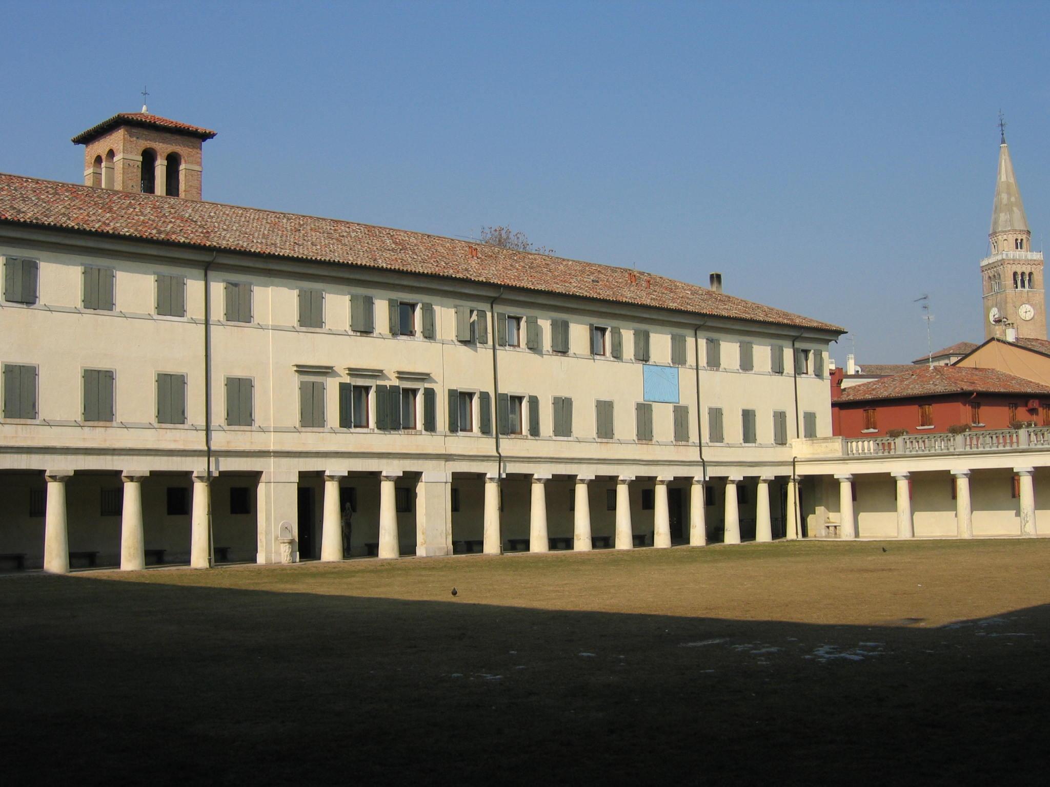 Collegio Marconi – Chiesa dei Santi Cristoforo e Luigi