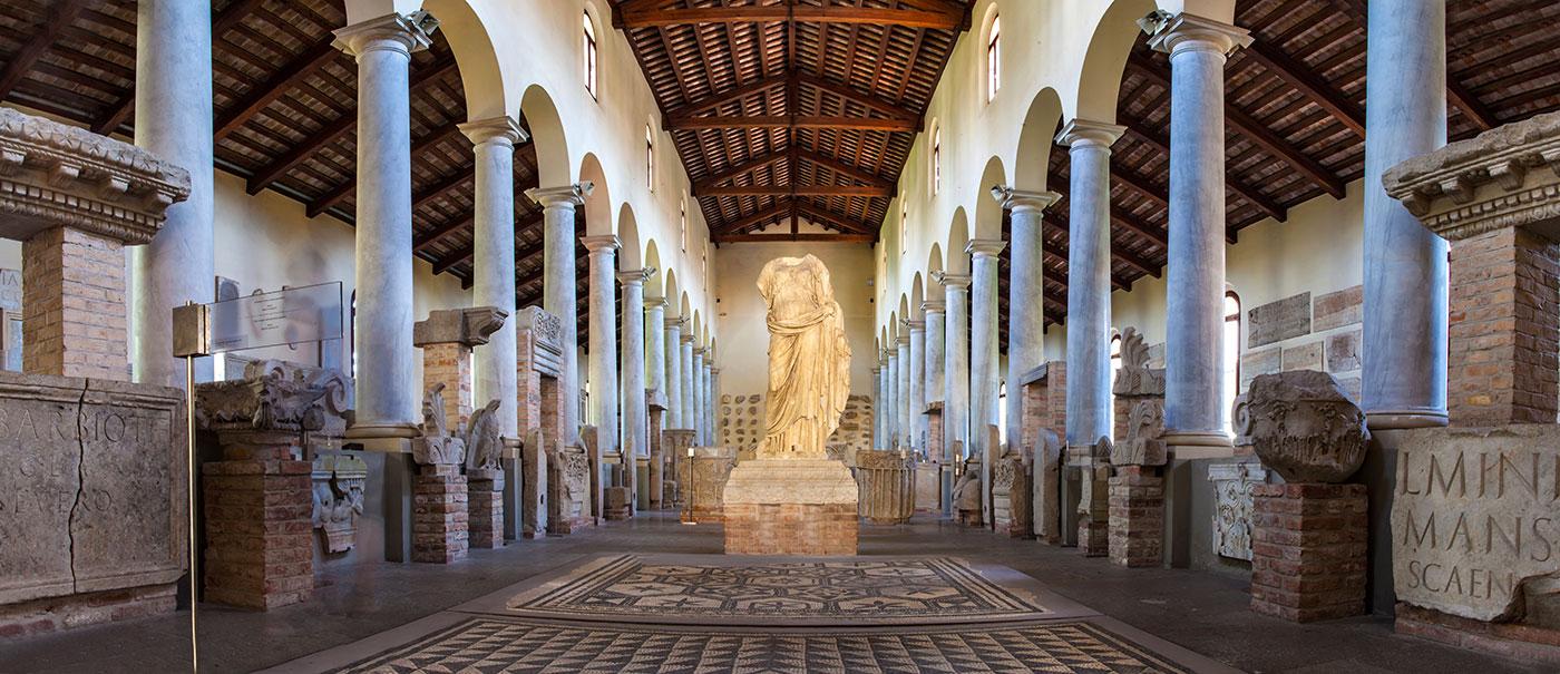 Museo Archeologico Nazionale Concordiese