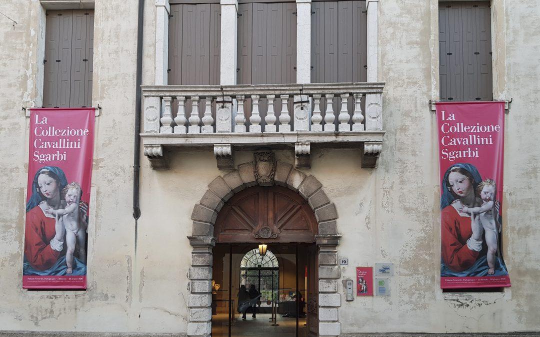 Pierpaola Mayer parla della mostra Cavallini-Sgarbi a Portogruaro