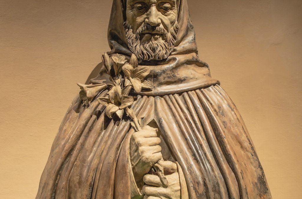 Niccolò dell'Arca, a maggio 2020 dal Palazzo vescovile di Portogruaro al Museo del Louvre di Parigi