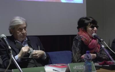 Conferenza stampa, intervento di Elisabetta Sgarbi