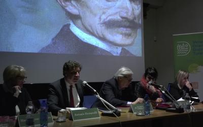 Conferenza stampa Intervento di Antonio Ferrarelli (Presidente della Fondazione Think Tank)
