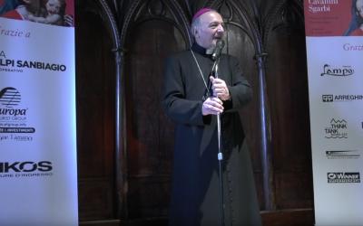 Intervento del vescovo di Concordia-Pordenone MONS. GIUSEPPE PELLEGRINI