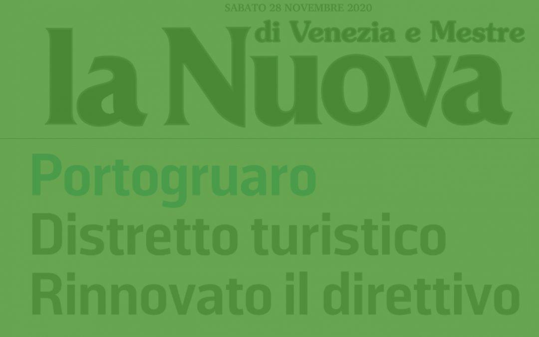 La Nuova Venezia 28 novembre 2020