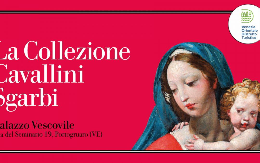 """11 – La mostra """"La Collezione Cavallini Sgarbi"""""""