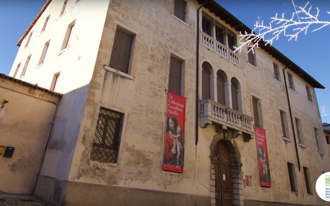 10 – Palazzo Vescovile (Via del Seminario, 19 30026 Portogruaro)